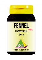Fennel Powder 30 g Pure