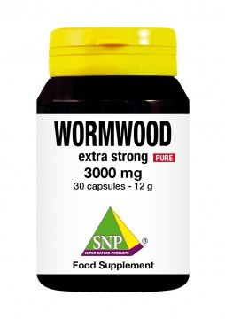 Wormwood Extra Strong 3000 mg Pure