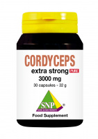 Cordyceps extra strong 3000 mg Pure