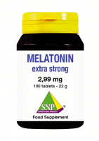 Melatonine 2,99 mg