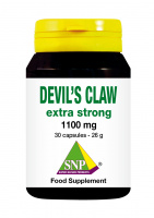 Devil's Claw extra strong 1100 mg