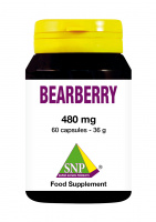 Bearberry  480 mg