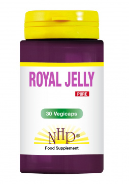Royal Jelly pure vegicaps