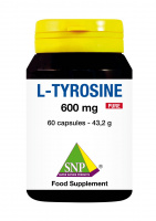 L-Tyrosine 600 mg Pure