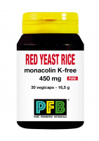Red Yeast Rice monacolin K-free Pure