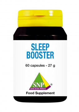 Sleep booster