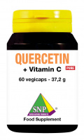 Quercetin + Buffered Vitamin C Pure