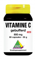 Buffered Vitamin C - 800 mg Pure