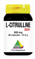 L-Citrulline 500 mg Pure