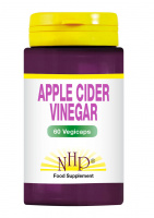 Apple cider vinegar veggie Pure