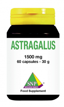 Astragalus root extract 1500 mg