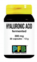 Hyaluronic Acid fermented