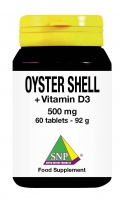 Oyster shell + Vitamin D3