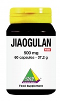 Jiaogulan 500 mg Pure