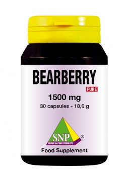 Bearberry 1500 mg Pure