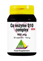 Co enzym Q10 complex 400 mg Pure