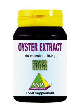 Oyster extract