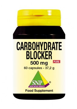 Carbohydrate Blocker 500 mg Pure