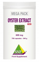 Oyster-extract+Royal Jelly+Maca  750 capsules MEGA PACK Pure