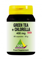 Green Tea + Chlorella Pure