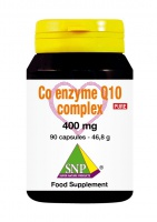 Co-enzym Q10 complex 400 mg Pure