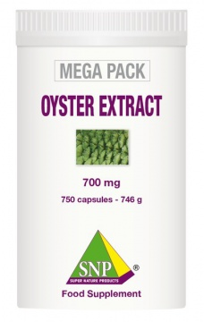 Oyster Extract + Royal Jelly + Guarana  MEGA PACK