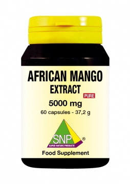 African Mango Extract 5000 mg Pure