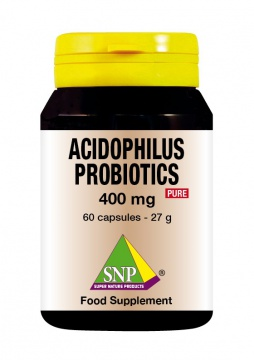 Probiotic Acidophilus Pure