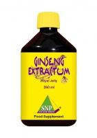 Panax Ginseng Royal Jelly 250 ml