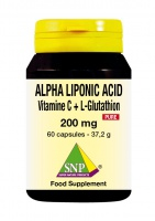 Alpha Liponic Acid 200 mg Pure