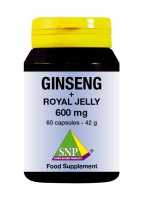 Ginseng + Royal Jelly