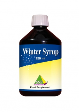 Winter Syrup -  250 ml