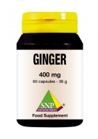 Ginger  400 mg