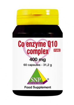 Co enzym Q10 complex Pure